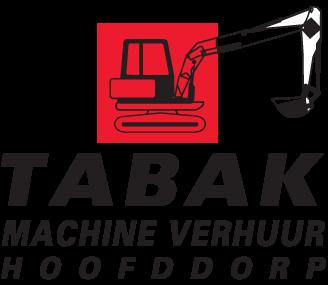 Machine Verhuur Tabak Logo